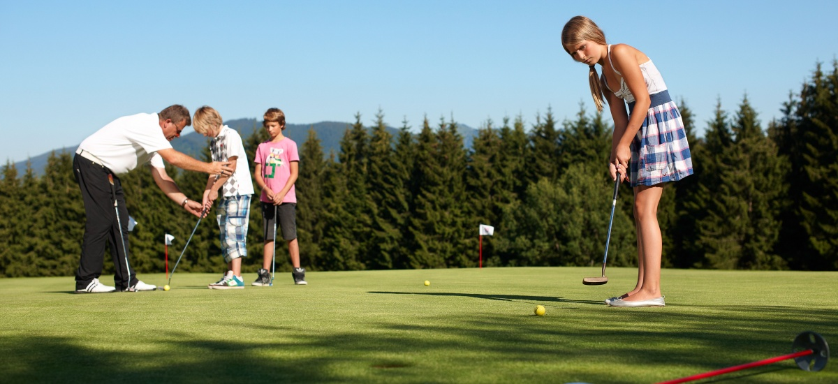 Golf & Familie Margarethenhof